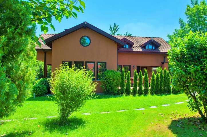 Sapanca Villa Kırkpınar Country
