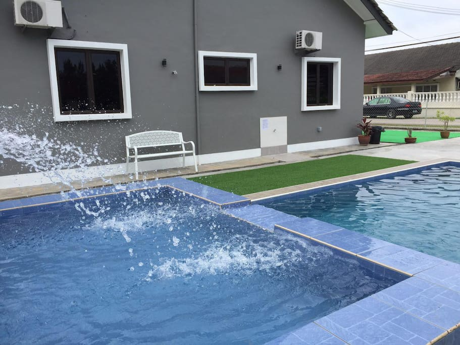Adults & Kids Pool