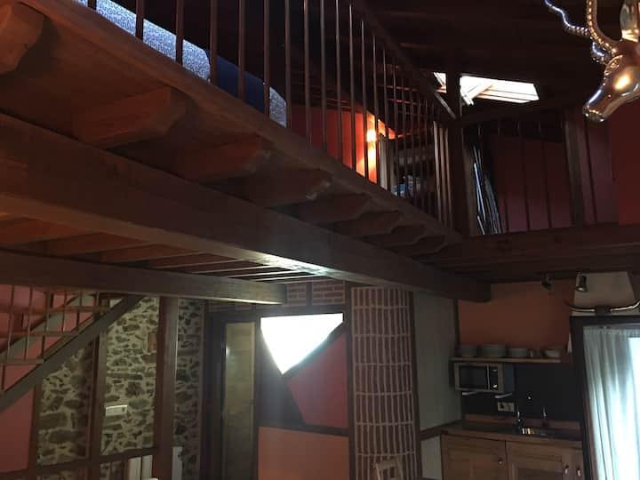 Apartamento en la sierra de salamanca