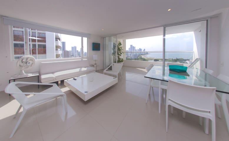 Apartamento Vista mar - Seaview 19