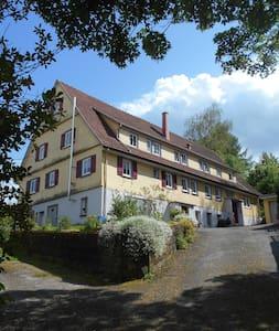 """Ferienwohnung """"Haus am Warnberg"""" - Freudenstadt - Leilighet"""