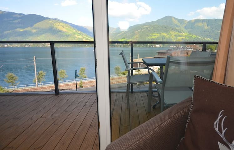 Apartment Lakeview....Top 28....Alpin & See Resort - Zell am See