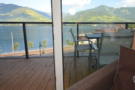 Apartment Lakeview....Top 28....Alpin & See Resort - Zell am See - Pis