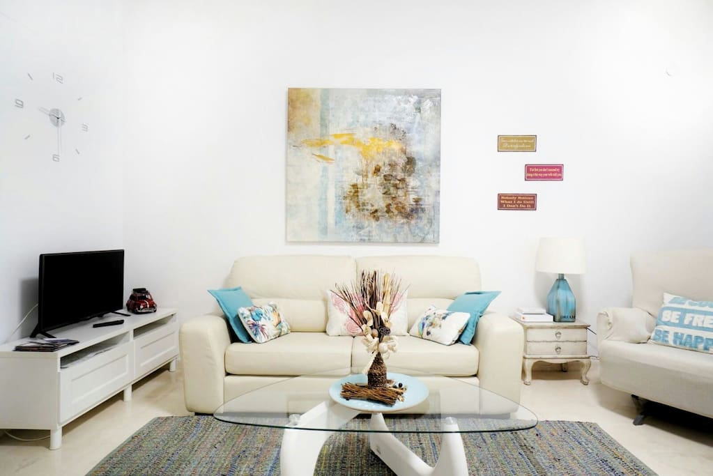 Living room Salón