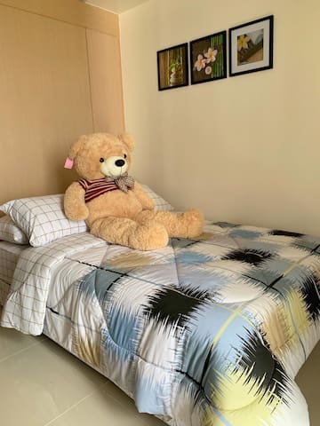 Have some rest Kuya Bear