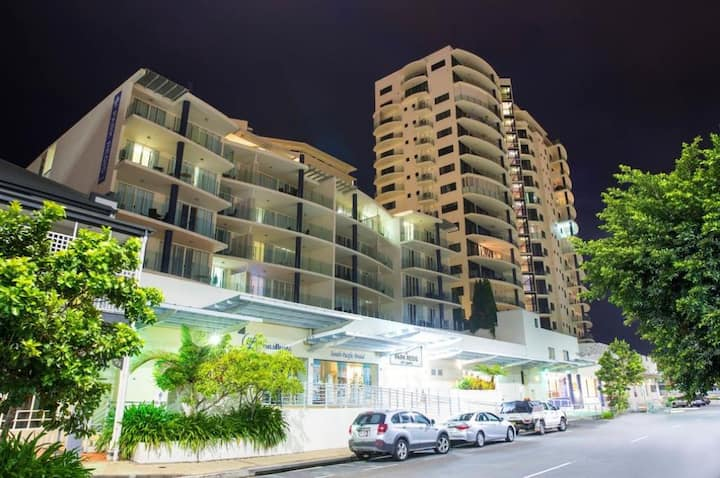 Best Value 1 bed APT in CBD