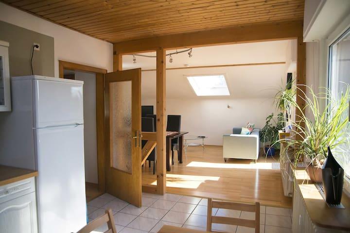 3 room apartment Oberursel near FFM