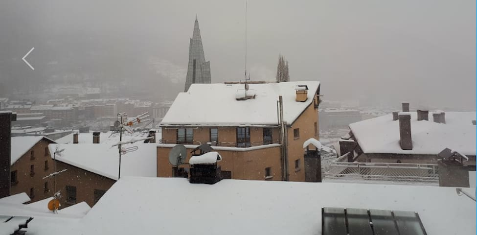 Andorra's Balcony Wifi V