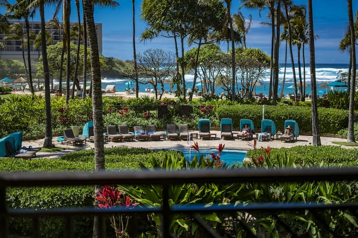 Turtle Bay Beachfront Villa #211