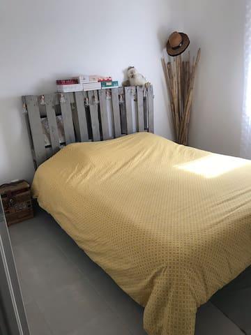 Chambre cosy en Charente
