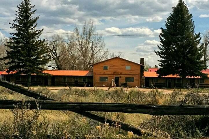 CopperLine Lodge unit #5