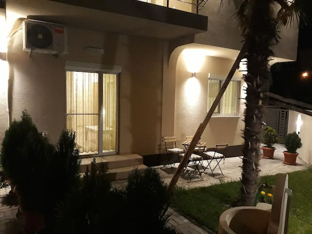Vila MATEA-Apartment1 Ground Floor 50m2 - 6 guest