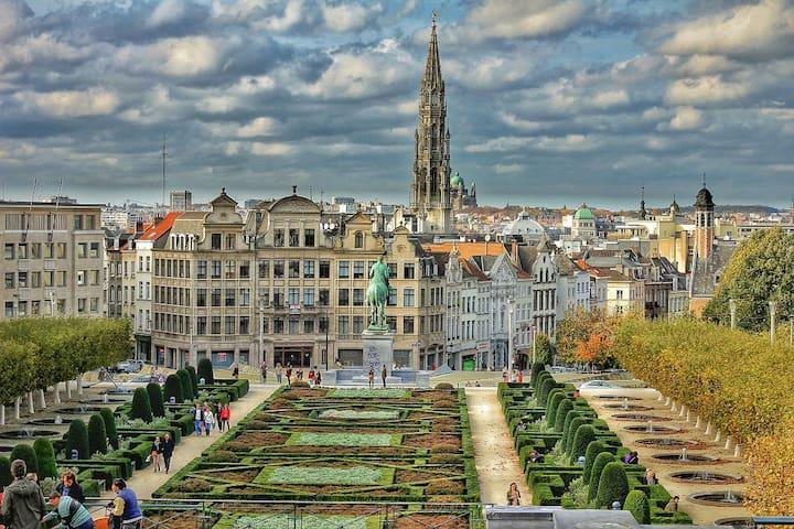 Guidebook for Brussels