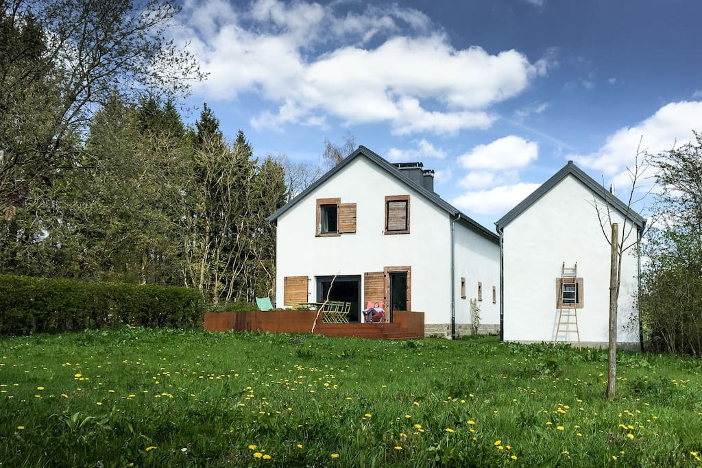 Lonely house houses for rent in lwen diekirch luxembourg for Luxembourg homes