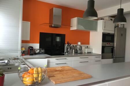 Maison confortable 6 personnes - Plougastel-Daoulas - Casa