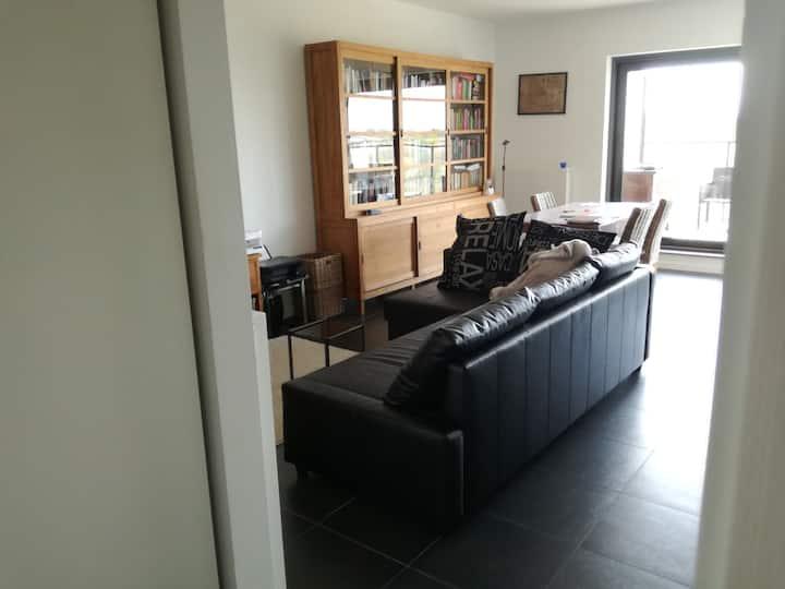 Appartement aan de Schelde
