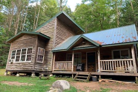 McClellan River Camp