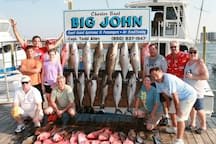 Known as 'the world's luckiest fishing village', Destin offers a complete spectrum of fishing...from offshore, to inshore, trolling, bottom fishing, sport and specialty.  Head over to the harbor...only 1.5 miles away...to book your fishing adventure.