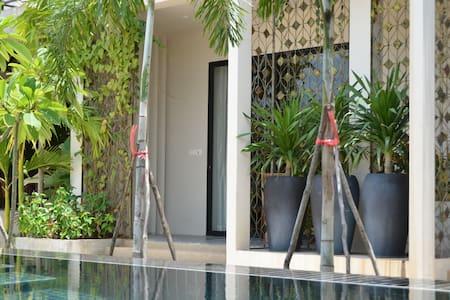 Hidden Villa with Private Pool- Free Transfer