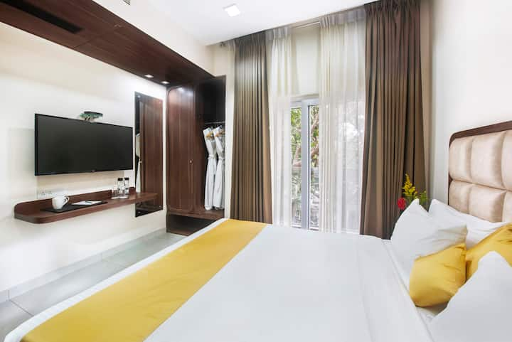 AIYARA COMFORTS KEYLESS Hotel in BTM Layout