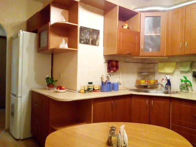 Двухкомнатная квартира с видом на город - Kostroma Oblast - Apartment