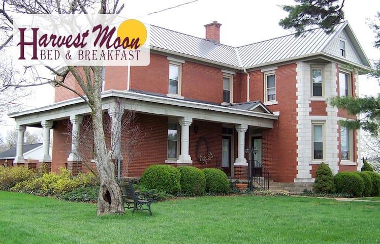 Harvest Moon  3 Suites....Make a Quilt Of Memories
