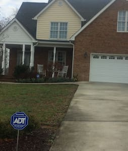 Close to Bristol Motor Speedway - Bristol - Rumah