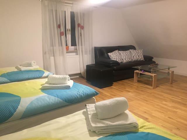 Helles Zimmer - Mainaschaff - House
