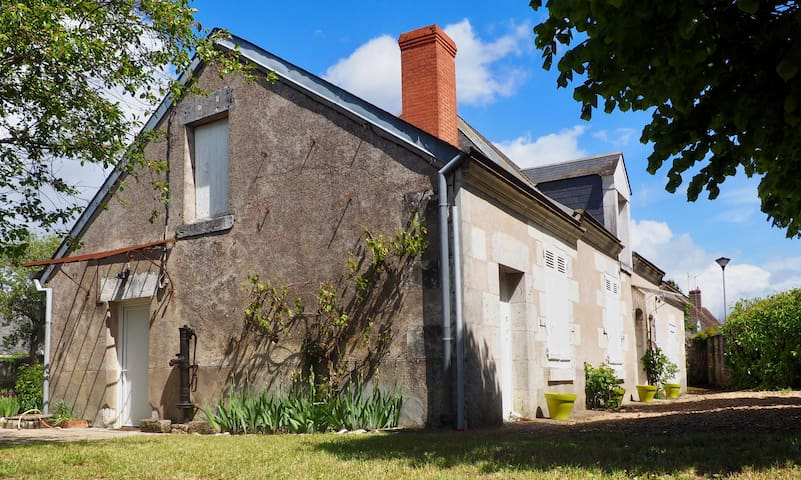 Villa proche châteaux, Blois et zoo de Beauval