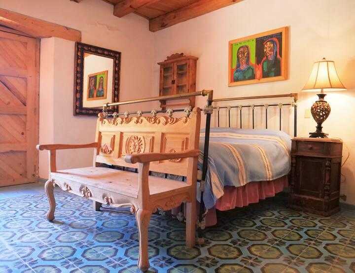 Habitación colonial en Hacienda la Cruz, E7