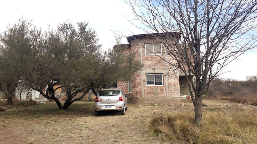 Casa transerrana - Las Rabonas