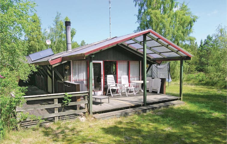 Holiday cottage with 3 bedrooms on 95 m² in Hadsund