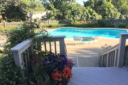 Bucks County Oasis - Pure Relaxation - Newtown - Ev