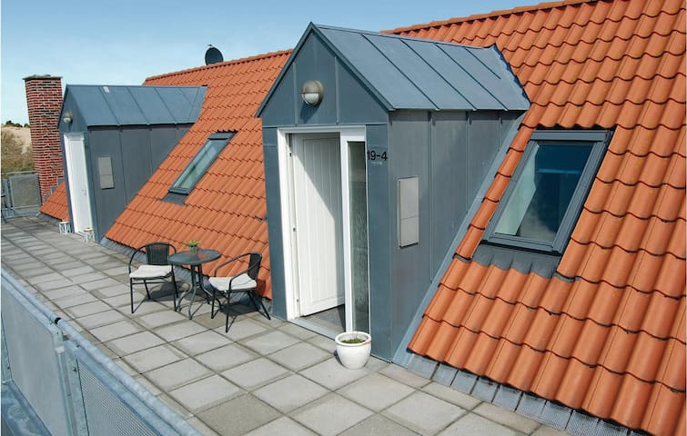 Holiday apartment with 1 bedroom on 54 m² in Blåvand