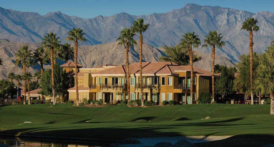 Marriott Desert Springs II 1BD villa sleeps 4