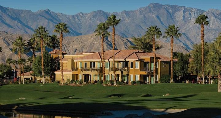 Marriott Desert Springs II 1BD villa sleeps 4
