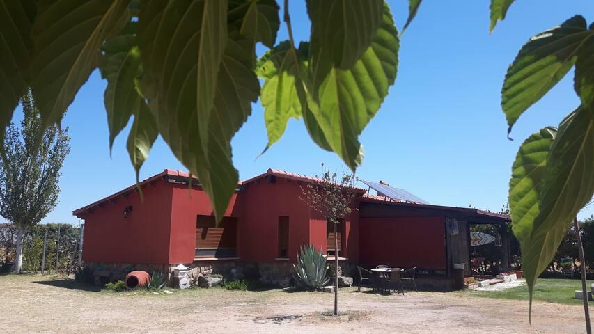 Casa Rural El Caminero, un pequeño Oasis.