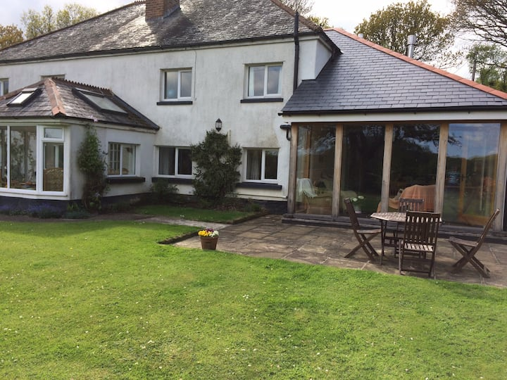One double room with breakfast in farmhouse