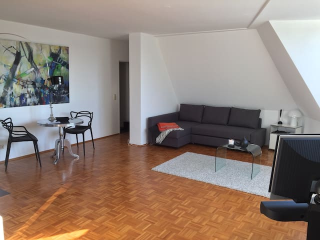 Poppelsdorf: Design-Appartement - Bonn - Apartment