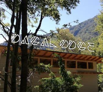 Daga Lodge Conguillio Ladera del Parque Nacional