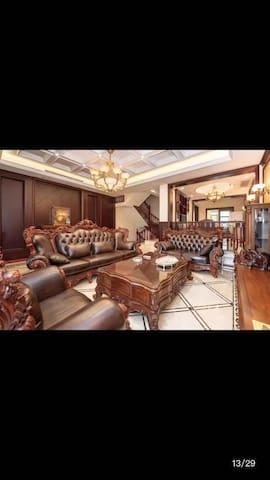 无锡灵山拈花湾景区,太湖畔豪华度假别墅(每晚送房东自酿陈年糯米烧酒一瓶)