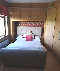 Cosy Double Room in beautiful countryside