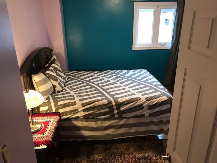 Furnished rooms for short term rental
