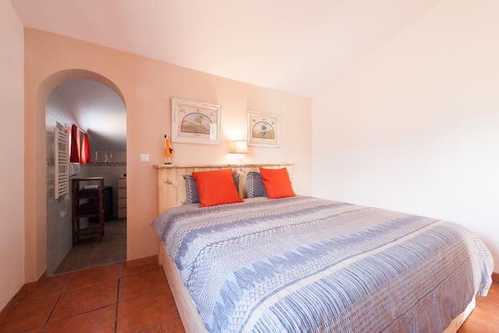 Gastenkamer Casa Alegria Jumilla - Murcia - Spanje - Jumilla DO - Bed & Breakfast