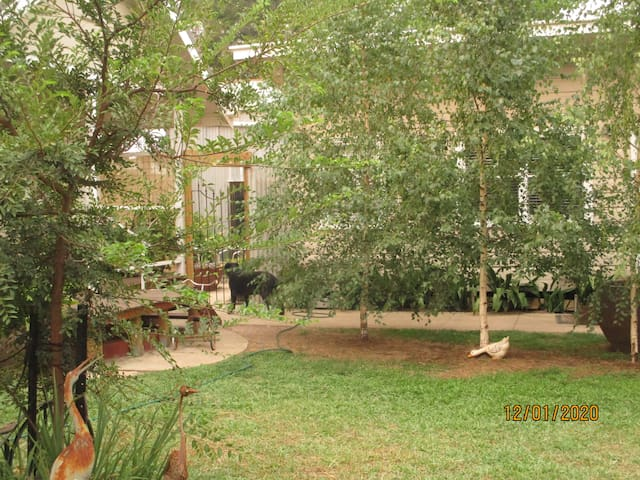 The Bungalow at Nunyara