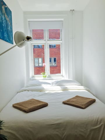 Private room in the heart of CPH