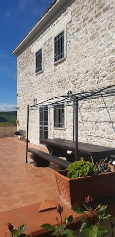 Villa indipendente al centro di Tarquinia