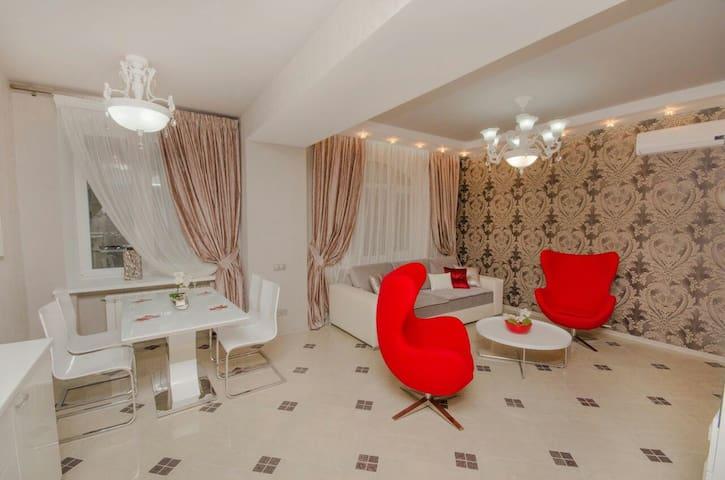 Новые апартаменты на Кирова 3 центр