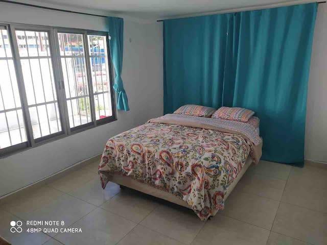 Habitación privada cama matrimonial