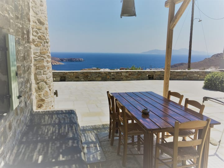 Vacation Home In Serifos